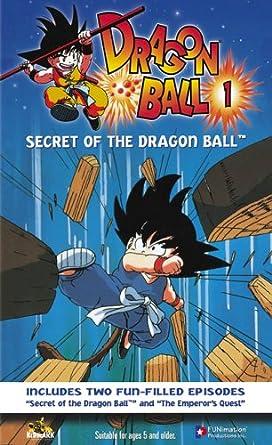 Amazon.com: Dragon Ball - The Saga of Goku - Boxed Set ...