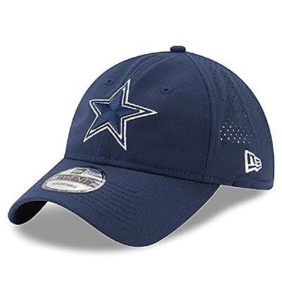 Dallas Cowboys New Era 9TWENTY On-Field Training Adjustable Hat / Cap by New Era