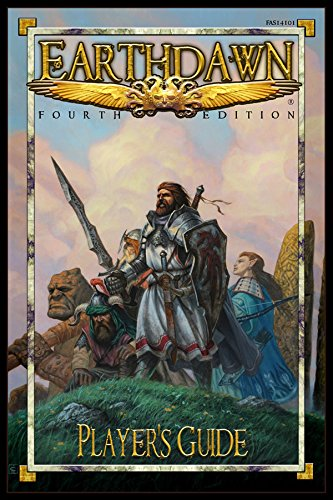 Earthdawn Fourth Edition: Player's Guide (FAS14101)