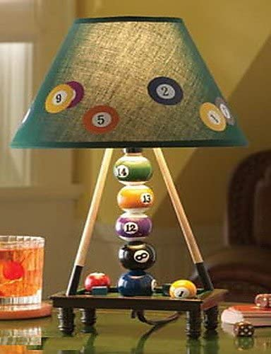 Estilo europeo-Lámpara de mesa, diseño con motivos de dibujos ...