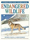 img - for Endangered Wildlife (Peterson Field Guide Coloring Books) book / textbook / text book