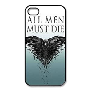 iphone4 4s Phone Case Black Game of Thrones ZKH9359660