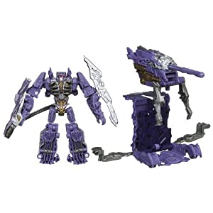 Amazon.com: TRANSFORMERS DARK OF THE MOON CYBERVERSE ...