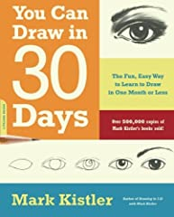 Learn to draw in 30 days with Emmy award-winning PBS host Mark KistlerDrawing is an acquired skill, not a talent--anyone can learn to draw! All you need is a pencil, a piece of paper, and the willingness to tap into your hidden artistic abil...