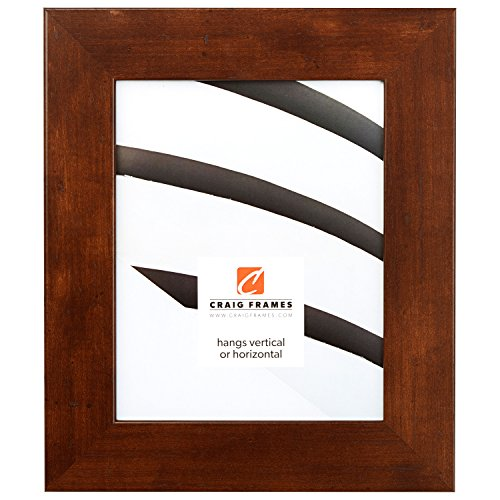 Cheap Craig Frames 74060 12 by 15-Inch Picture Frame, Smooth Wrap Finish, 2-Inch Wide, Mocha Brown