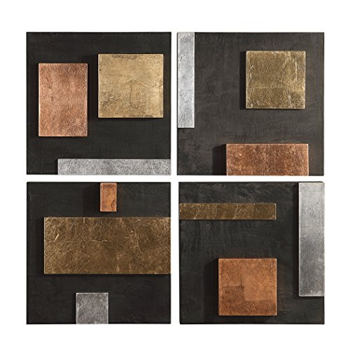 Uttermost 04153 Mixed Metals - 17.75