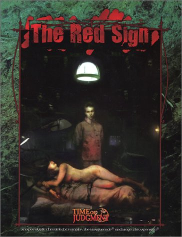 The Red Sign (Vampire: the Masquerade and Mage: the Ascension) ebook