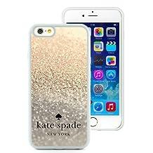 Genuine Kate Iphone 6 Case,Kate Spade 85 White Iphone 6 4.7 Inches Screen TPU Phone Case Fashion and Unique Design