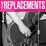 Buy THE REPLACEMENTS – For Sale: Live At Maxwell's 1986 New or Used via Amazon