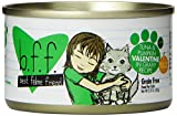 Best Feline Friend Cat Food, Tuna & Pumpkin Valentine Recipe, 3-ounce Cans (Pack of 12) For Sale