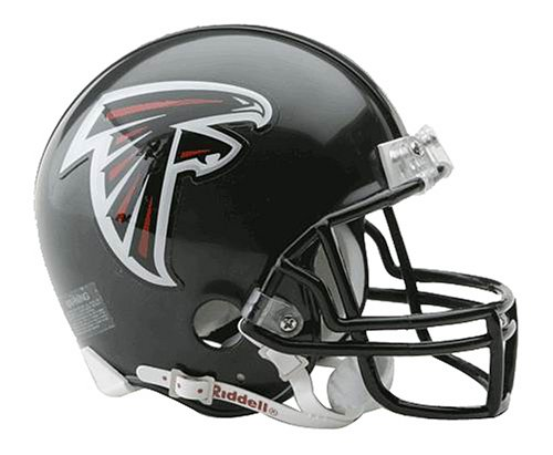 (NFL Atlanta Falcons Replica Mini Football Helmet)