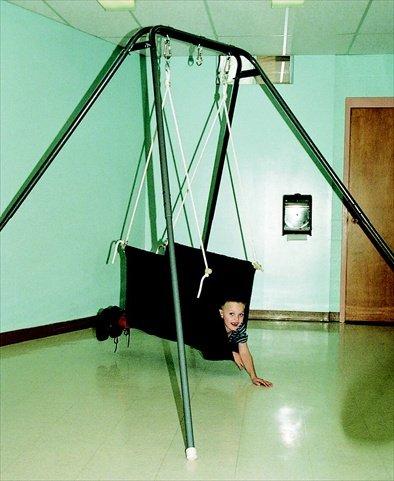 Take A Swing Soft Taco Seat Swing, Junior-Size