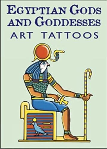 egyptian gods and goddesses art tattoos dover tattoos