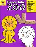 Paper Tube Zoo, Evan-Moor, 1557997802