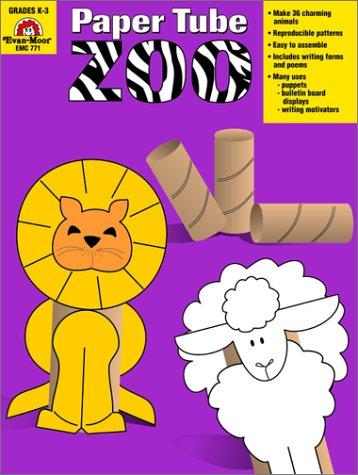 Paper Tube Zoo ()