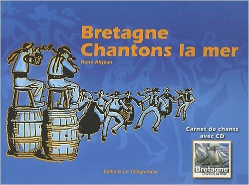 Kindle télécharger des livres électroniques en espagnol Bretagne, chantons la mer (1CD audio) PDF RTF DJVU
