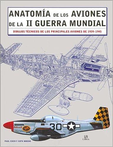 Anatomia De Aviones De Ia II Guerra Mundia / Aircraft Anatomy of ...
