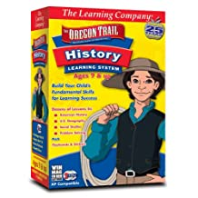 Encore TLC Oregon Trail History Learning System Win/Mac