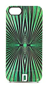Uncommon LLC DANNIJO Designs Palm Capsule Two Piece Case Cover For iPhone 5S / 5 - Retail Packaging (Palm)