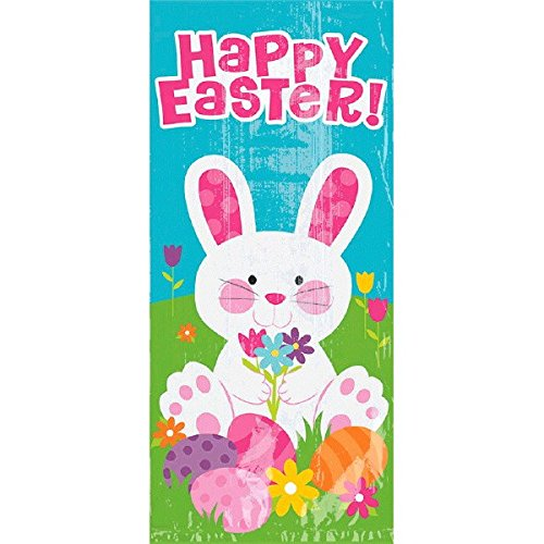 Egg-stra Special Large Easter Bunny Bags Party Favours, Plas