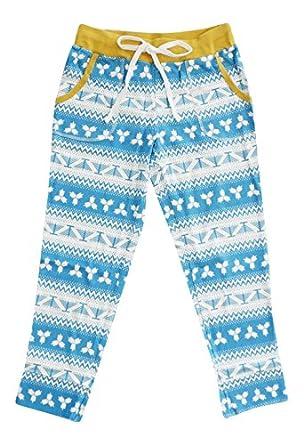 Amazon.com: GELTFIEND Womens Fair Isle Hanukkah Print Pajama Pants ...
