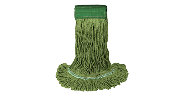 ODell EchoMop PET//rayon//synthetic loop 1200L//GREEN Large