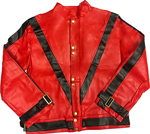 Michael Jackson Adult Costume - Small