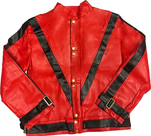 Michael Jackson Adult Costume - (Michael Jackson Adult Costumes)