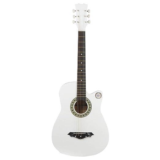 NUYI-4 38 Pulgadas Guitarra acústica Guitarra acústica ...