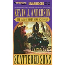 Scattered Suns(Cass)Libr(Unabr.)