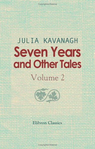 Download Seven Years and Other Tales: Volume 2 pdf