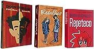 Kit Clássicos Quadrinhos na Cia