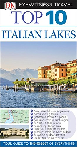 Travel Atlas Case (Top 10 Italian Lakes (Eyewitness Top 10 Travel Guide))