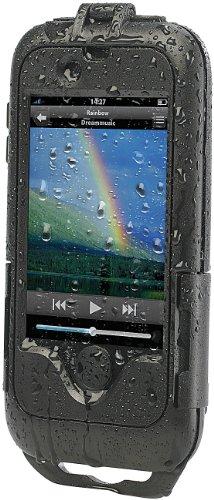 Xcase iPhone Schutzgehäuse: Spritzwassergeschütze Schutztasche für iPhone 3/3GS/4/4s (Outdoor-Schutzgehäuse für iPhone - wasserdicht)