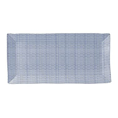 Royal Doulton Pacific Rectangular Serving Tray, Blue