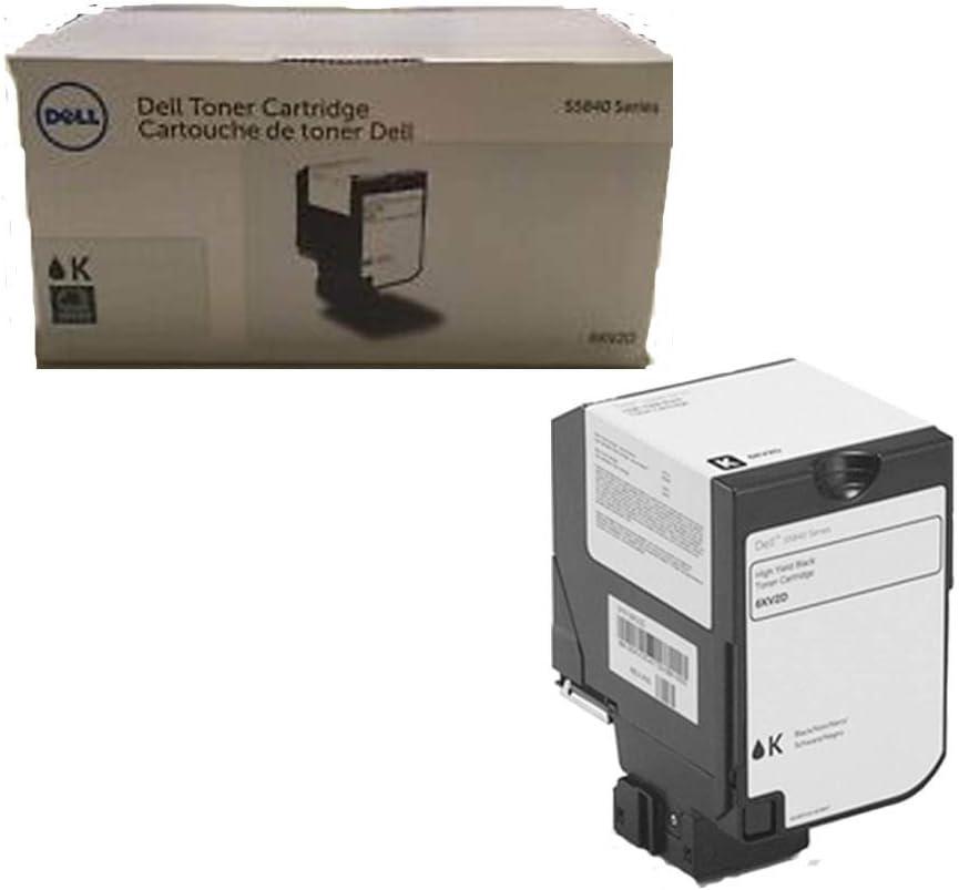 Dell S5840 HIGH Yield Black Toner Cartridge,