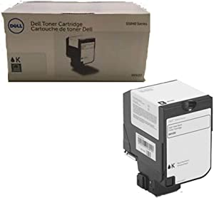 Dell S5840 HIGH Yield Black Toner Cartridge,