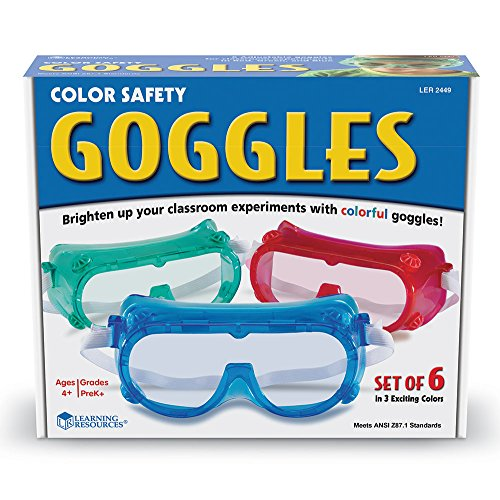 51DATPHkAtL - Learning Resources Colored Safety Goggles