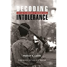 Decoding Intolerance: Riots and the Emergence of Terrorism in India