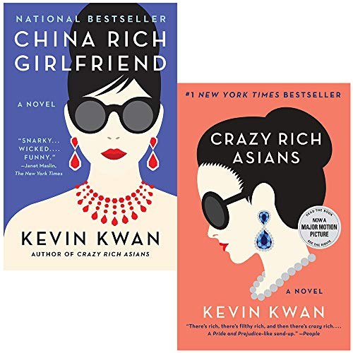 Crazy Rich Asians And China Rich Girlfriend 2
