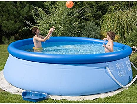 Marimex Tampa 3.66x0.91 - Piscina (Piscina Hinchable, Círculo, 6700 L, Parcial, Parcialmente, 3,66 m): Amazon.es: Juguetes y juegos