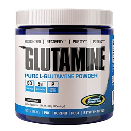 Gaspari Nutrition Glutamine, 300 Grams Review