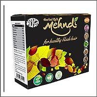 Meghdoot Ayurvedic Herbal Kali Mehandi (100g) - Pack of 4