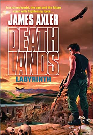 Deathlands 73 : Labyrinth (2006, CD) James Axler