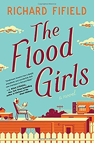 book cover of The Flood Girls