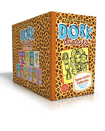 Dork Diaries Squee-tastic Collection Books 1-10 Plus, used for sale  Delivered anywhere in USA