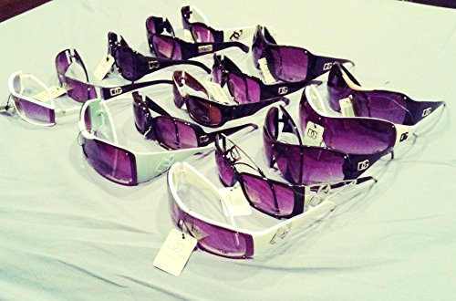 Dg Eyewear Wholesale - DG women High Fashion Sunglasses Lot of 12 brand new pairs