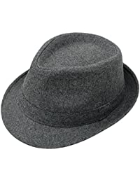 a421ebb3fca Unisex Timelessly Classic Manhattan Fedora Hat