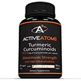 ACTIVE ATOMS Turmeric Curcumin (60 Count) Review