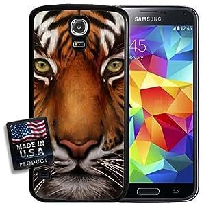 Tiger Close Up Galaxy S5 Hard Case